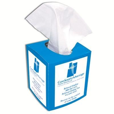 Picture of TISSUE BOX SLEEVE