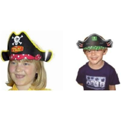 Picture of JOLLY ROGER PAPER PIRATE HAT CAP