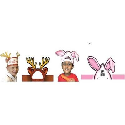 Picture of PAPER BUNNY RABBIT EARS HEADWEAR