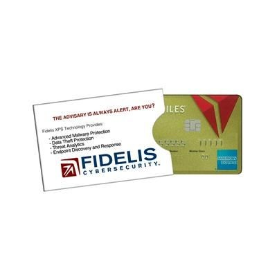 Picture of RFID BLOCKER-GIFT CARD HOLDER