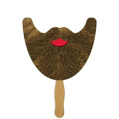 Picture of BEARD ON STICK with Digital Print