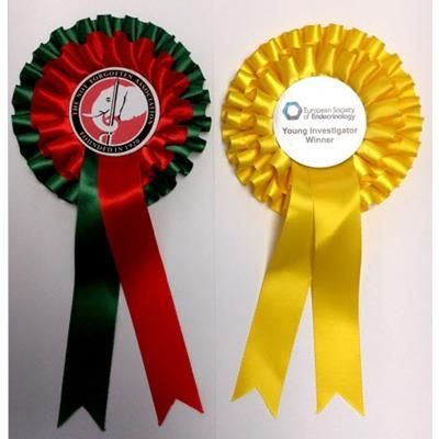 Picture of RIBBON ROSETTES