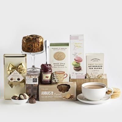 Picture of AFTERNOON TEA DELIGHTS HAMPER