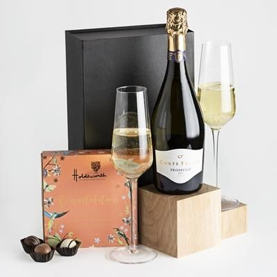 Picture of CONGRATULATIONS PROSECCO AND CHOCOLATE GIFT