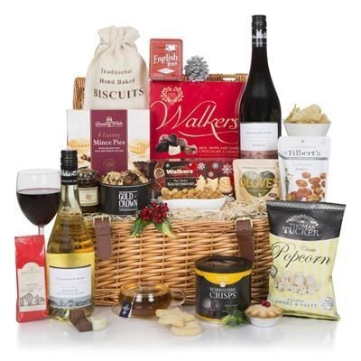 Picture of LUXURY BEARING GIFTS CHRISTMAS HAMPER