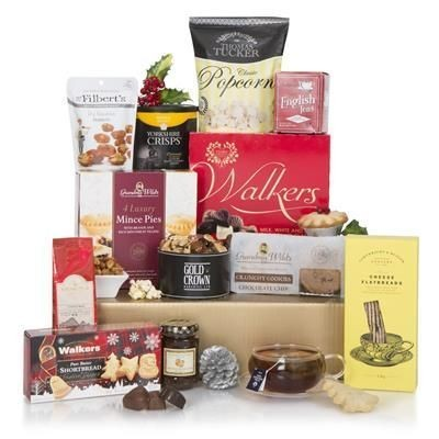 Picture of BEARING GIFTS CHRISTMAS HAMPER