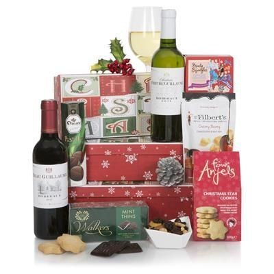 Picture of NAUGHTY & NICE XMAS GIFT TOWER