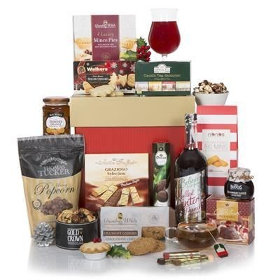 Picture of LUXURY ALCOHOL FREE CHRISTMAS HAMPER