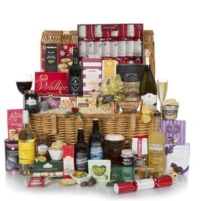 Picture of LUXURY FAMILY CHRISTMAS HAMPER