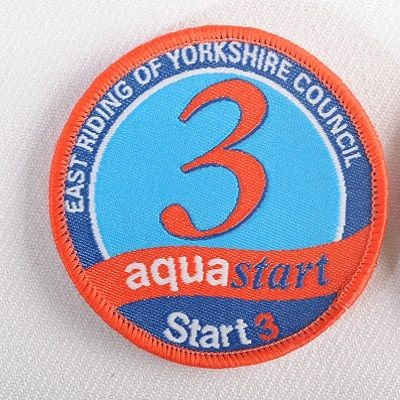 Picture of WOVEN BADGE