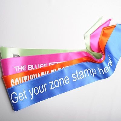 Picture of PRINTED PROMOTIONAL SASH