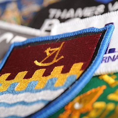 Picture of EMBROIDERED BADGE