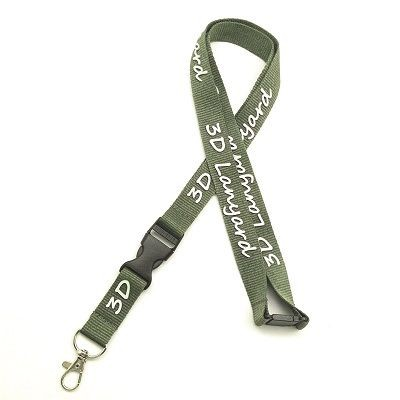 Picture of LANYARD with 3d Relief Print