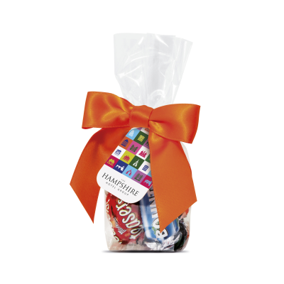 Picture of SWING TAG BAG with Celebrations Chocolate
