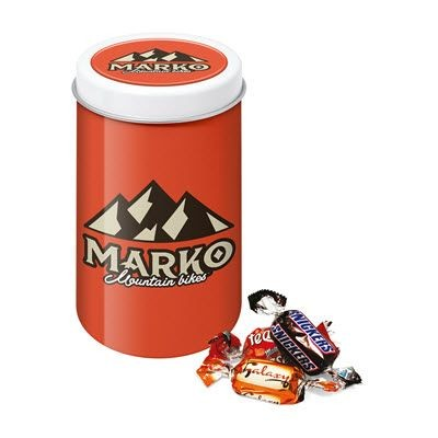 Picture of SNACK TIN with Celebrations Chocolate