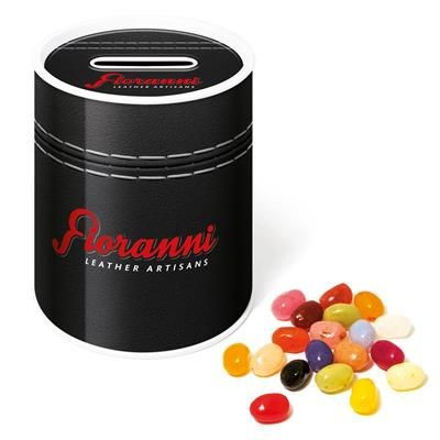 Picture of GOURMET JELLY BEANS in Money Tin