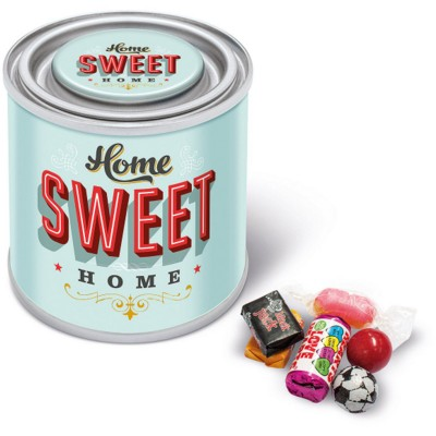 Picture of RETRO SWEETS in Mini Paint Style Tin