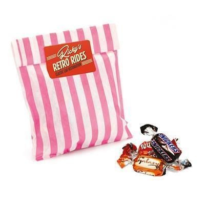 Picture of CANDY BAG with Celebrations Chocolate