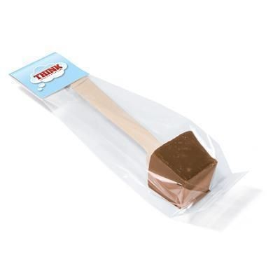 Picture of CHOCOLATE DRINK ON SPOON