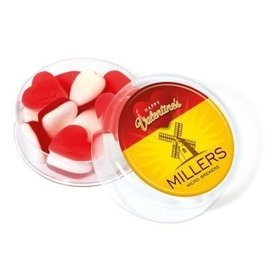 Picture of VALENTINES MAXI ROUND HEART THROB SWEETS