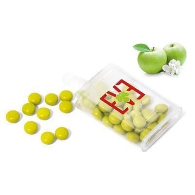 Picture of RAINBOW FRUIT DROPS in Green - Natural Apple