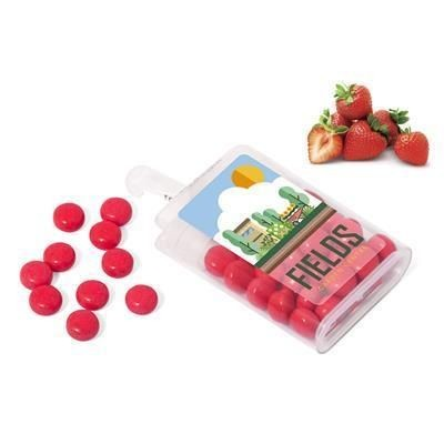 Picture of RAINBOW FRUIT DROPS in Red - Natural Strawberry