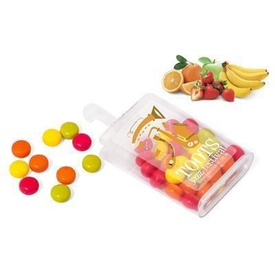 Picture of RAINBOW FRUIT DROPS in Gourmet - Natural Tutti Frutti
