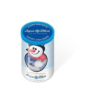 Picture of WINTER COLLECTION JELLY BEANS with Clear Transparent Tube in Small
