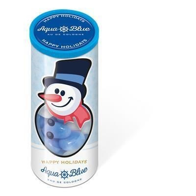 Picture of WINTER COLLECTION JELLY BEANS with Clear Transparent Tube in Medium