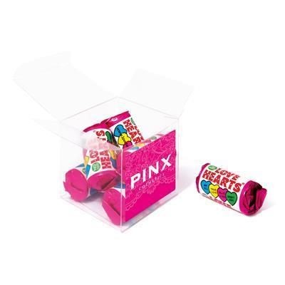 Picture of LOVE HEART SWEETS ROLL CUBE