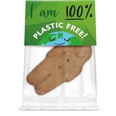 Picture of GINGERBREAD MAN in Eco Bag