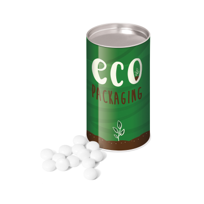 Picture of ECO RANGE SMALL SNACK TUBE FILLED with Mints