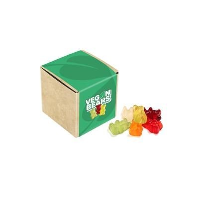 Picture of ECO KRAFT CUBE with Kalfany Vegan Bears