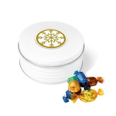 Picture of WINTER 2019 SUNRAY TREAT TIN with Quality Street