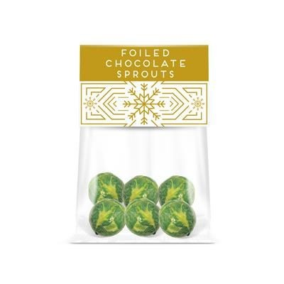 Picture of WINTER 2019 ECO INFO CARD with Chocolate Sprouts