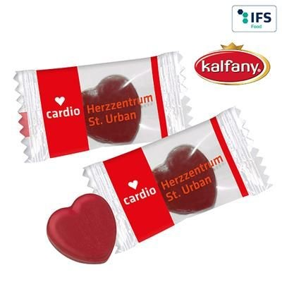 Picture of HEART CANDIES in Flowpack