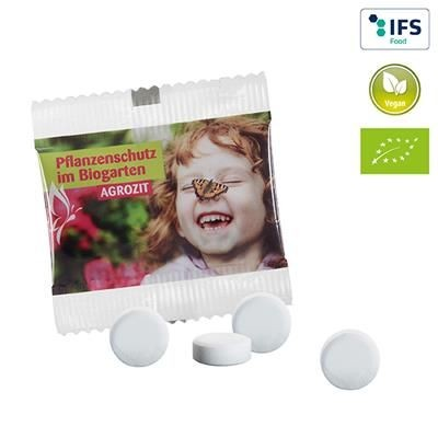 Picture of ORGANIC PEPPERMINT PASTILLES