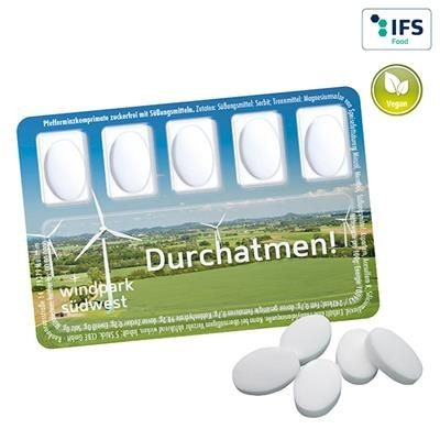 Picture of SMART CARD with Chewing Gum