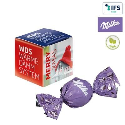 Picture of MINI PROMO CUBE MILKA TRUFFLE