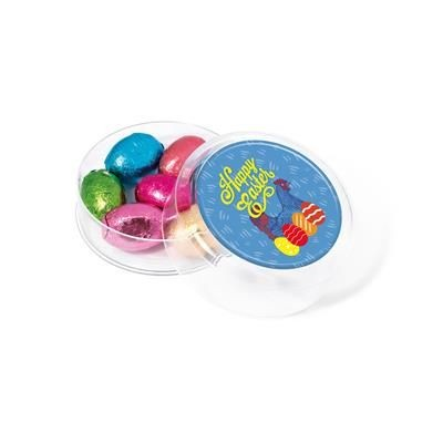 Picture of EASTER MAXI ROUND - FOILED MINI EGGS