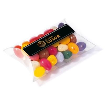 Picture of LARGE POUCH GOURMET JELLY BEAN FACTORY BEANS