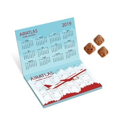 Picture of FLIP TOP CLASSIC ADVENT CALENDAR