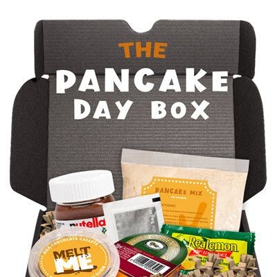 Picture of MIDI GIFT BOX PANCAKE DAY EDITION