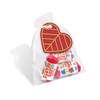 Picture of VALENTINES 2021 ORGANZA BAG