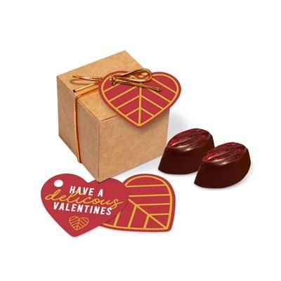 Picture of VALENTINES 2021 ECO KRAFT CUBE