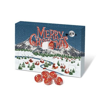 Picture of WINTER 21 ECO A5 ADVENT CALENDAR