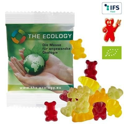 Picture of ORGANIC FRUIT GUM BEARS