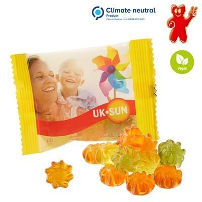 Picture of VEGAN WELL-BEING FRUIT GUM SWEETS with Aloe Vera
