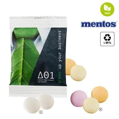 Picture of MENTOS DUO in a Paper Bag