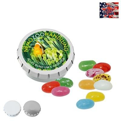 Picture of SUPER MINI CLIC CLAC TIN with Peppermint Pastilles